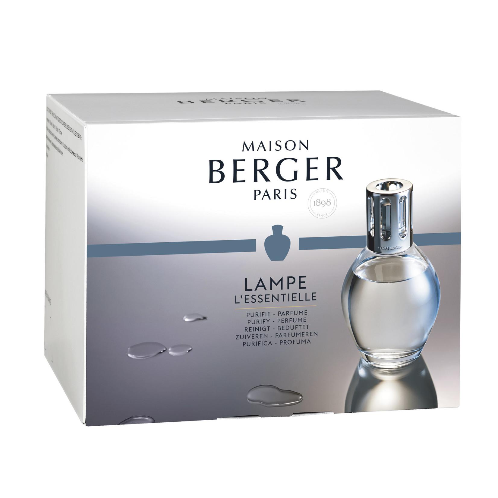 Lampe Berger Lampe Berger Huisparfum Startersset Ovale fles met 2 geur flesjes 250 ml