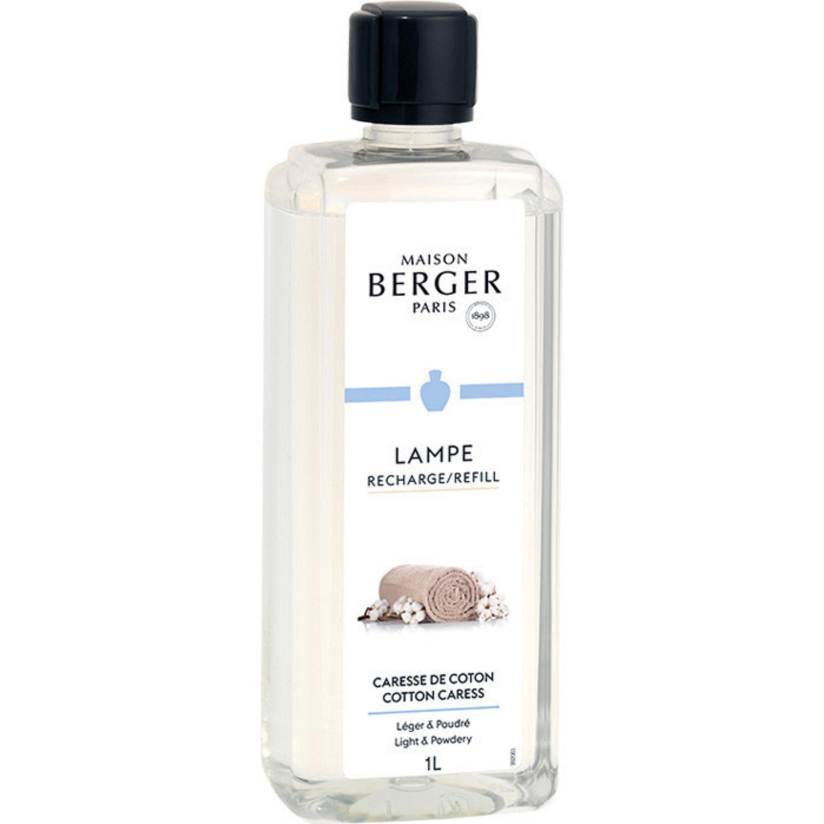 Lampe Berger Lampe Berger Huisparfum 1L Caresse de Coton / Cotton Dreams