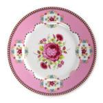 PIP Studio Plate Early Bird Pink 17cm