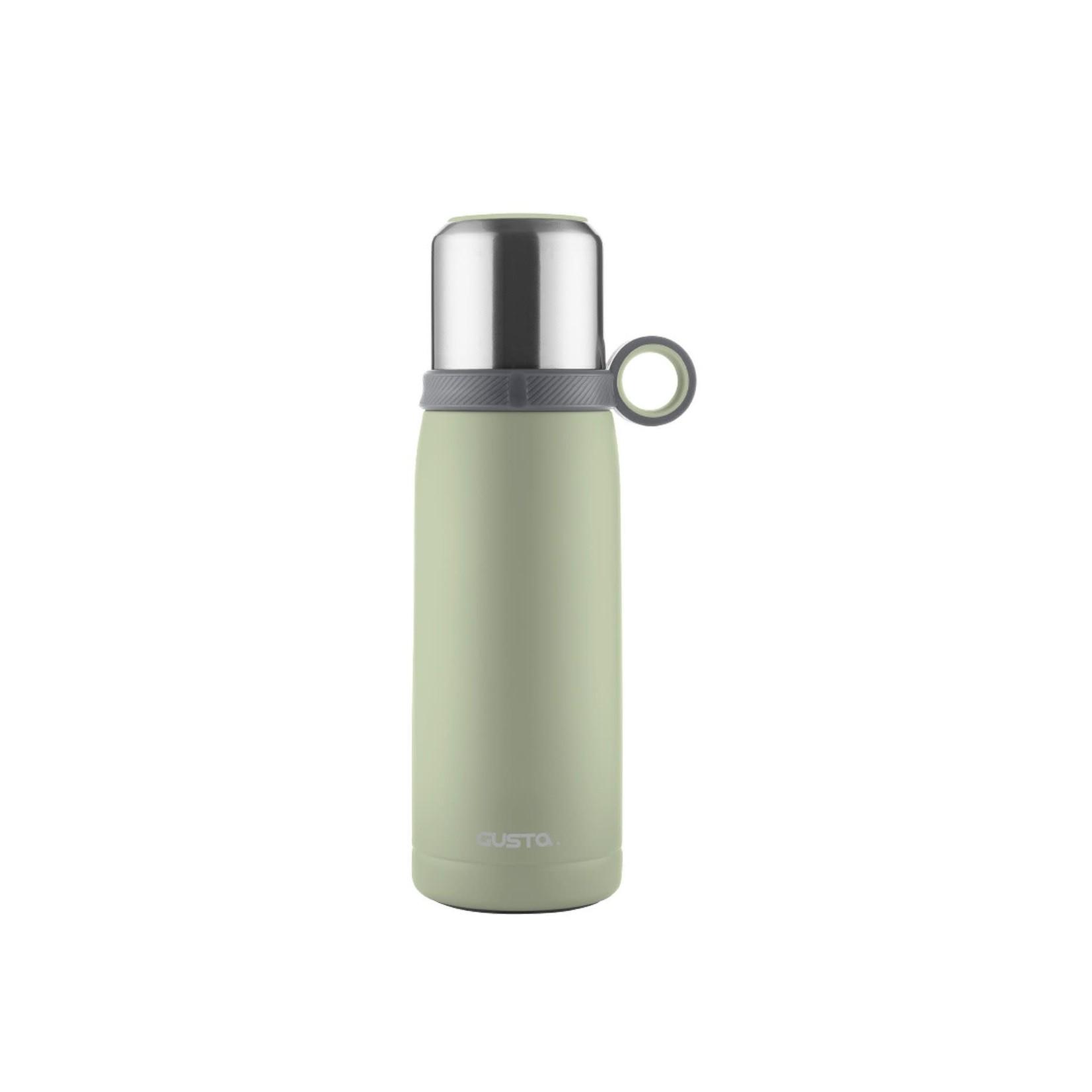 Gusta Isoleerfles Nolan 0,45L-groen