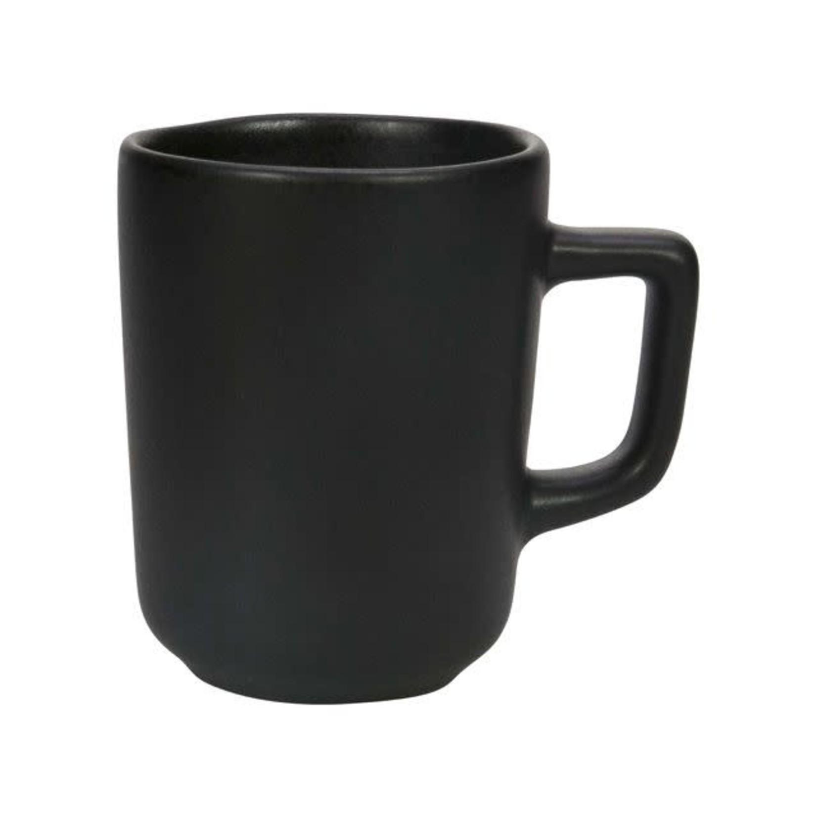 Gusta Espresso beker FIKA 5x6,5cm Zwart