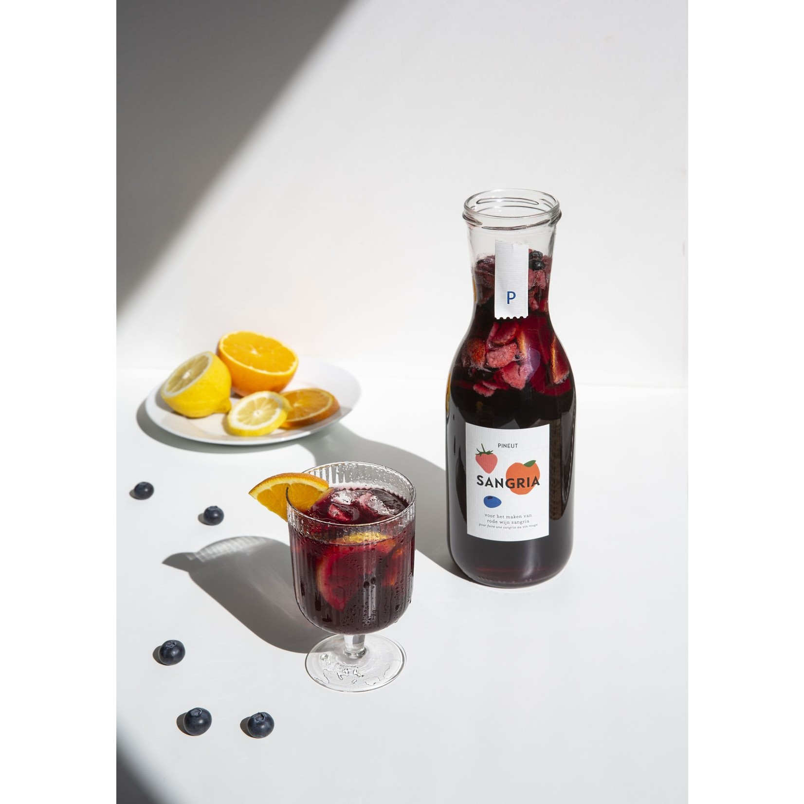 Pineut Pineut Sangria Rode Wijn
