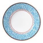 PIP Studio Plate Lovely Branches Blue 26.5cm
