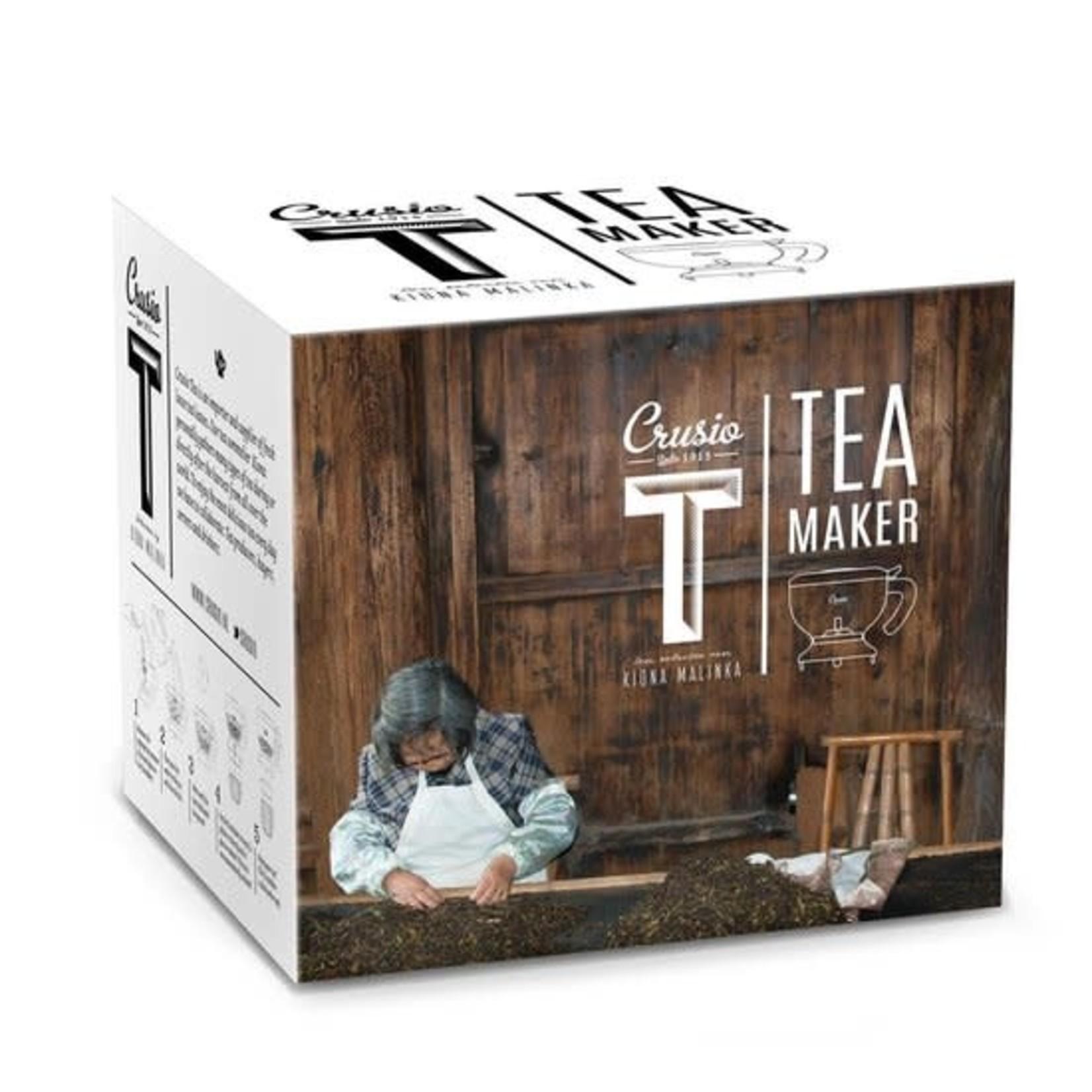 Foodelious Crusio Tea Maker