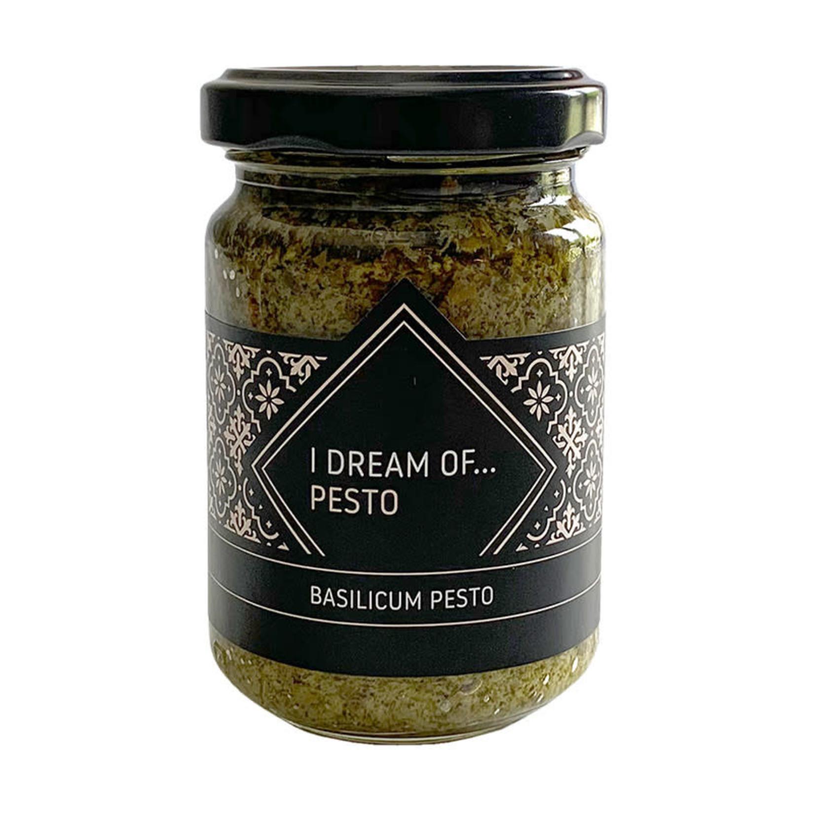 Foodelious IDO basilicum pesto 130 gram