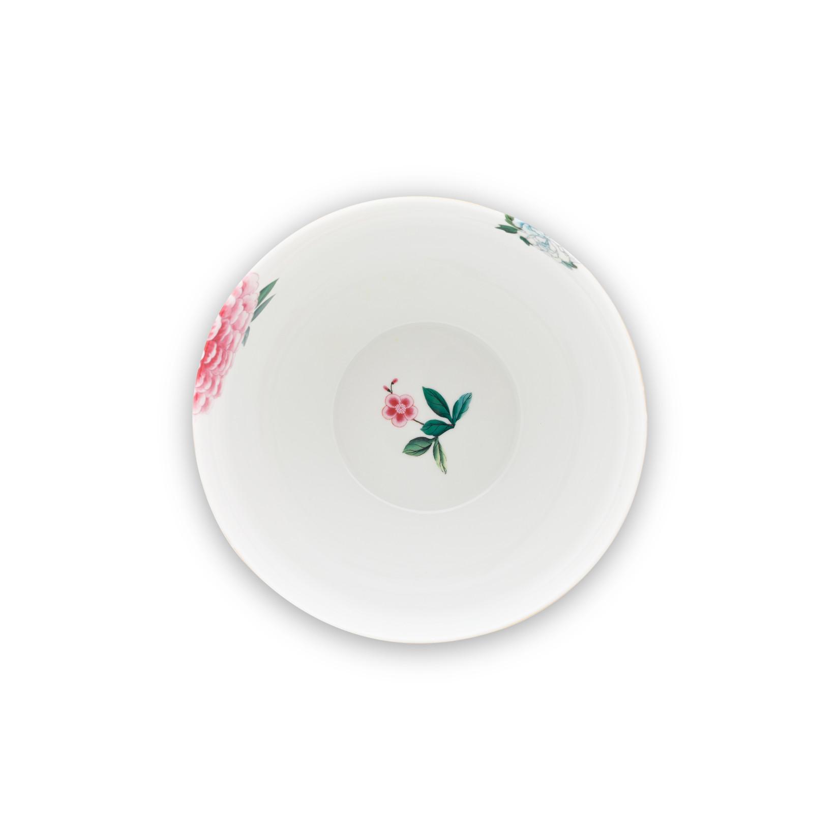 PIP Studio Bowl Blushing Birds White 23cm