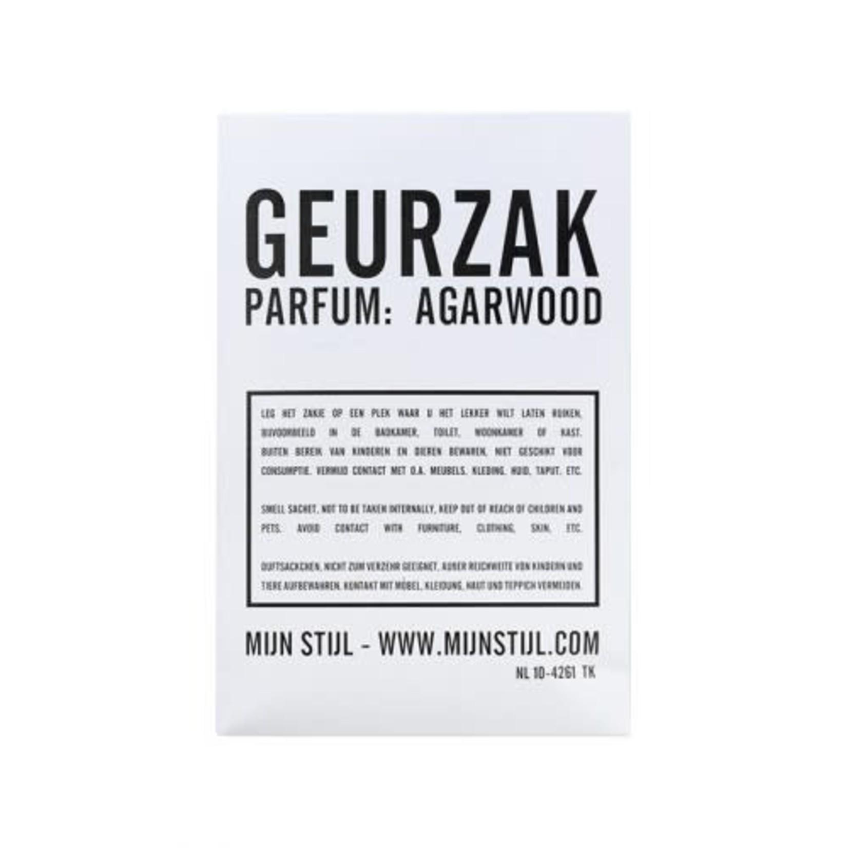 Mijn Stijl Geurzak Argar Wood