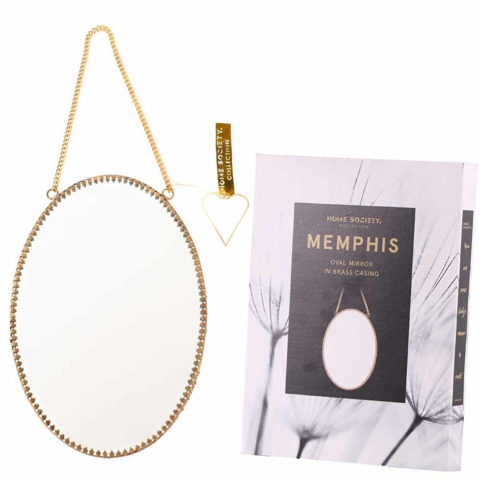 Home Society Mirror Memphis BRA XL