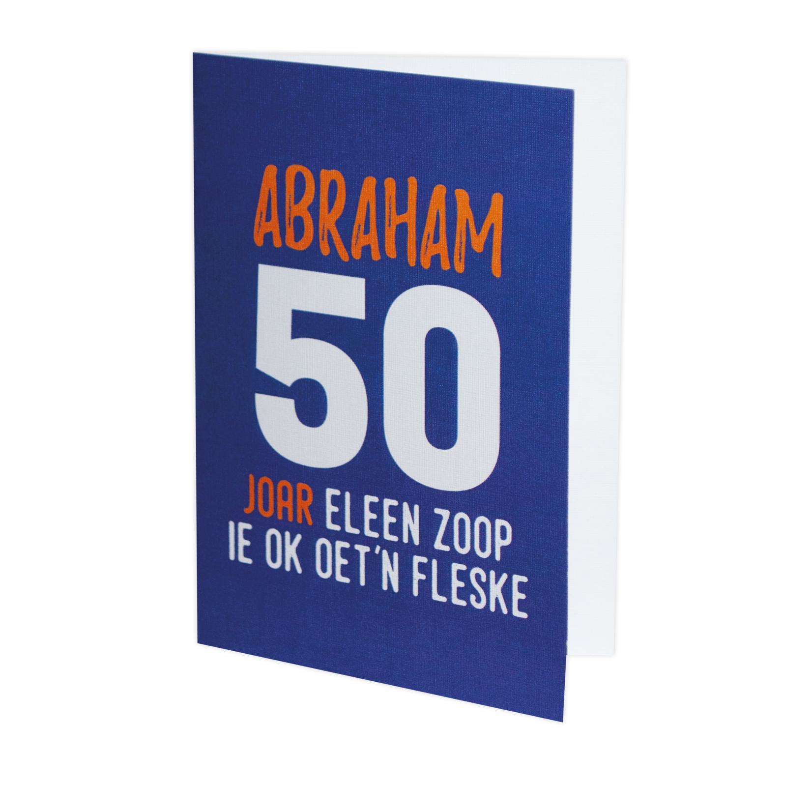 Krulz Kaart Abraham