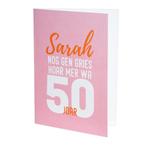 Krulz Kaart Sarah