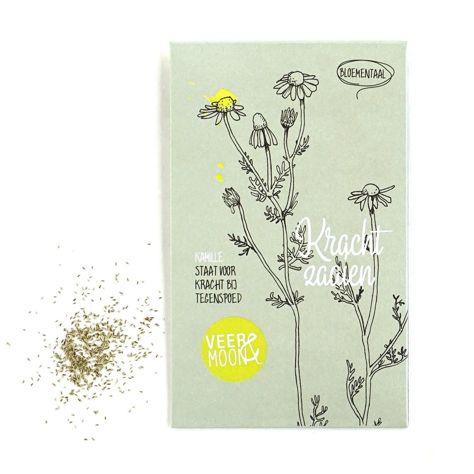 Veer&Moon Bloemenzaden 'Kracht zaaien'