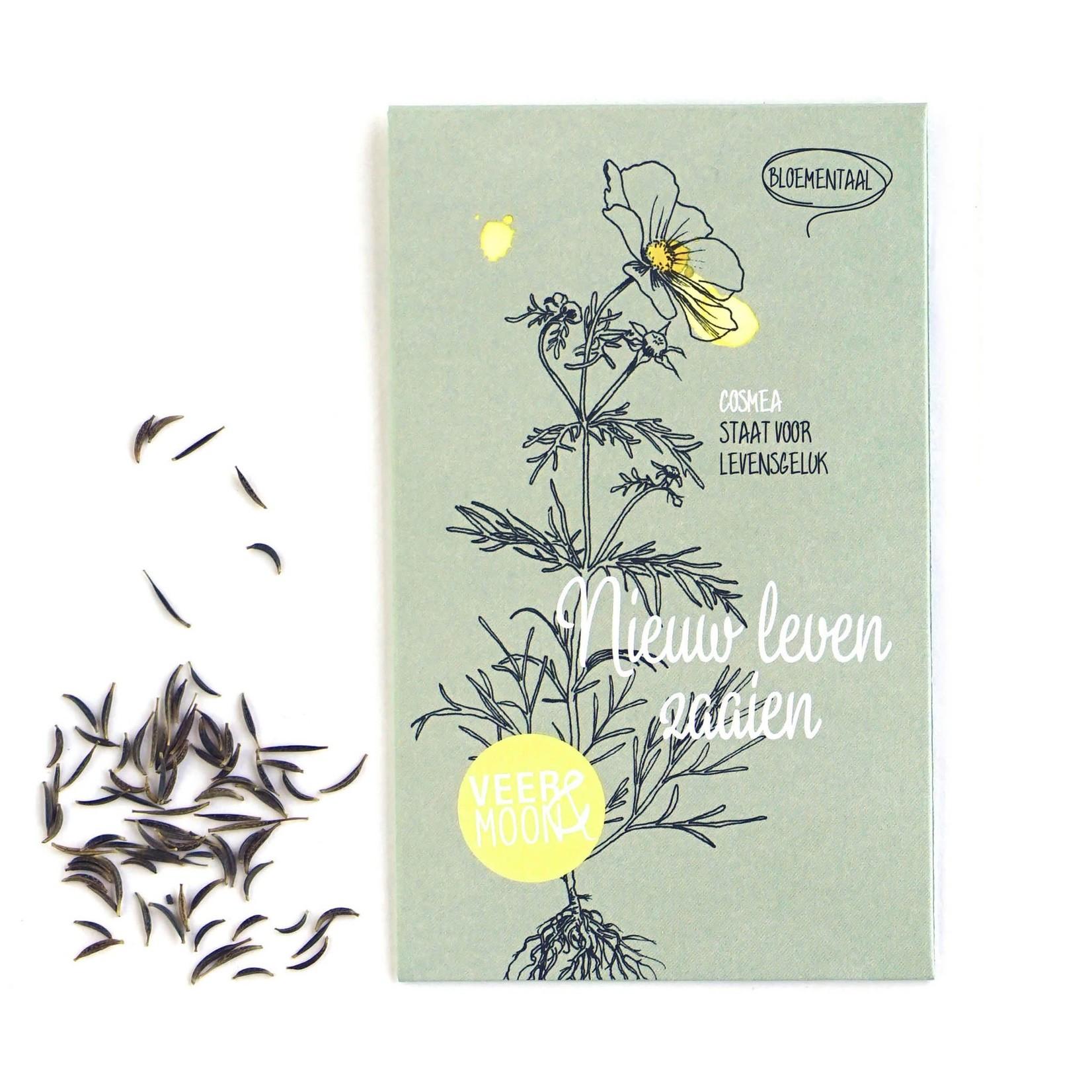 Veer&Moon Bloemenzaden 'Nieuw Leven zaaien'