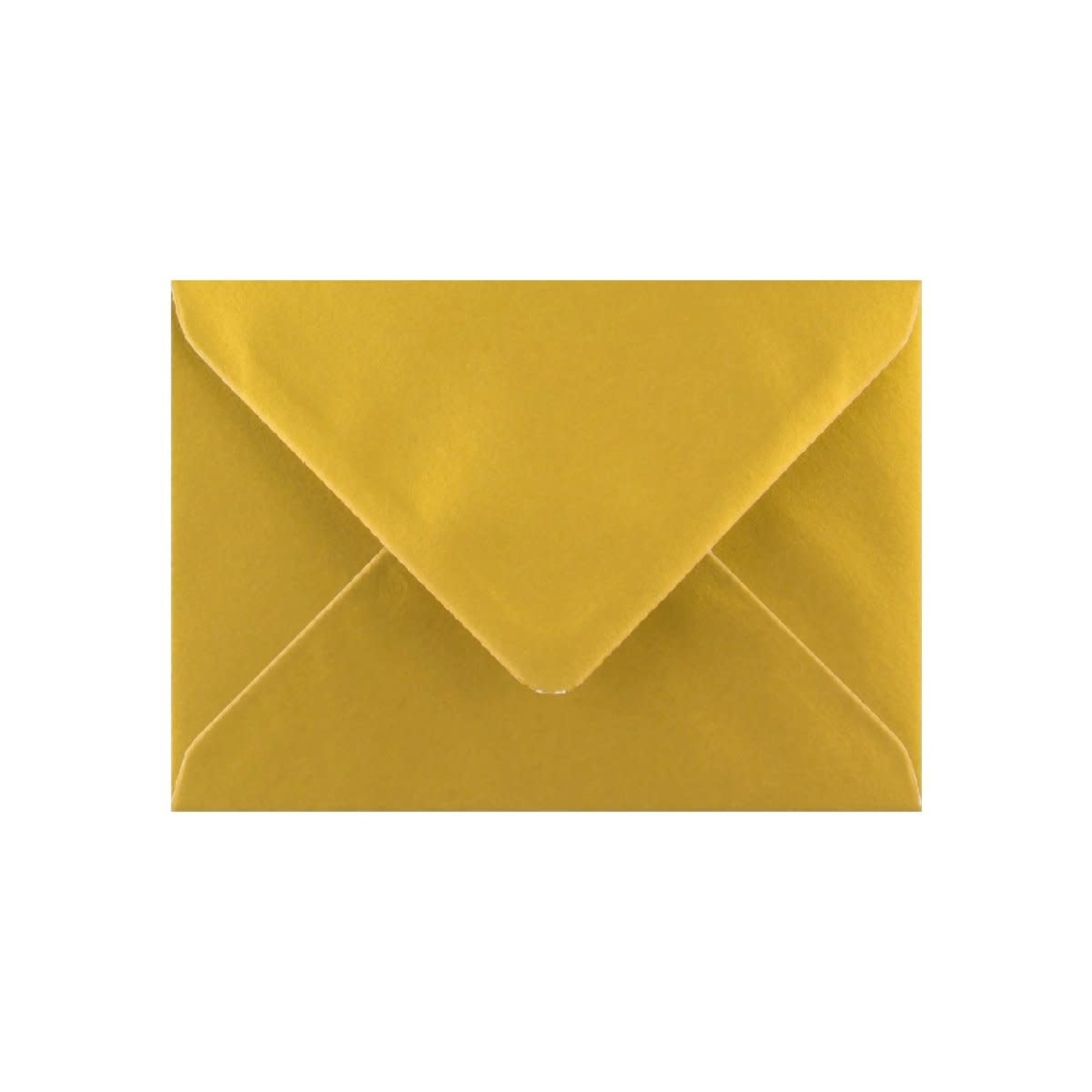By Romi Creative Studio Kaart Geloof, hoop en heel veel liefde met gouden enveloppe