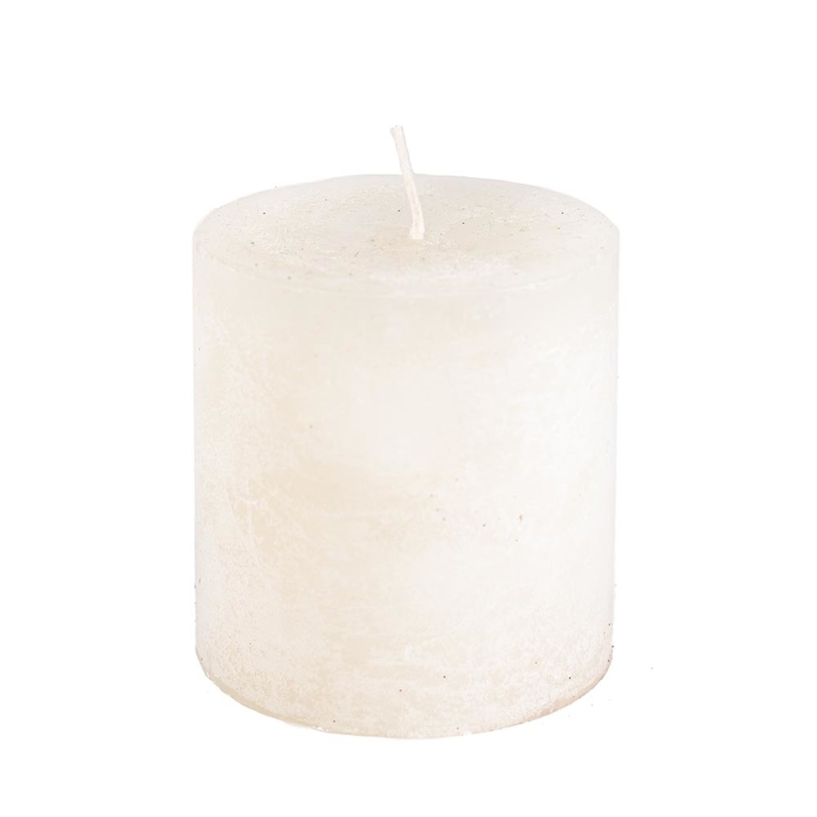 Home Society Pillar Candle 9x10cm Cream
