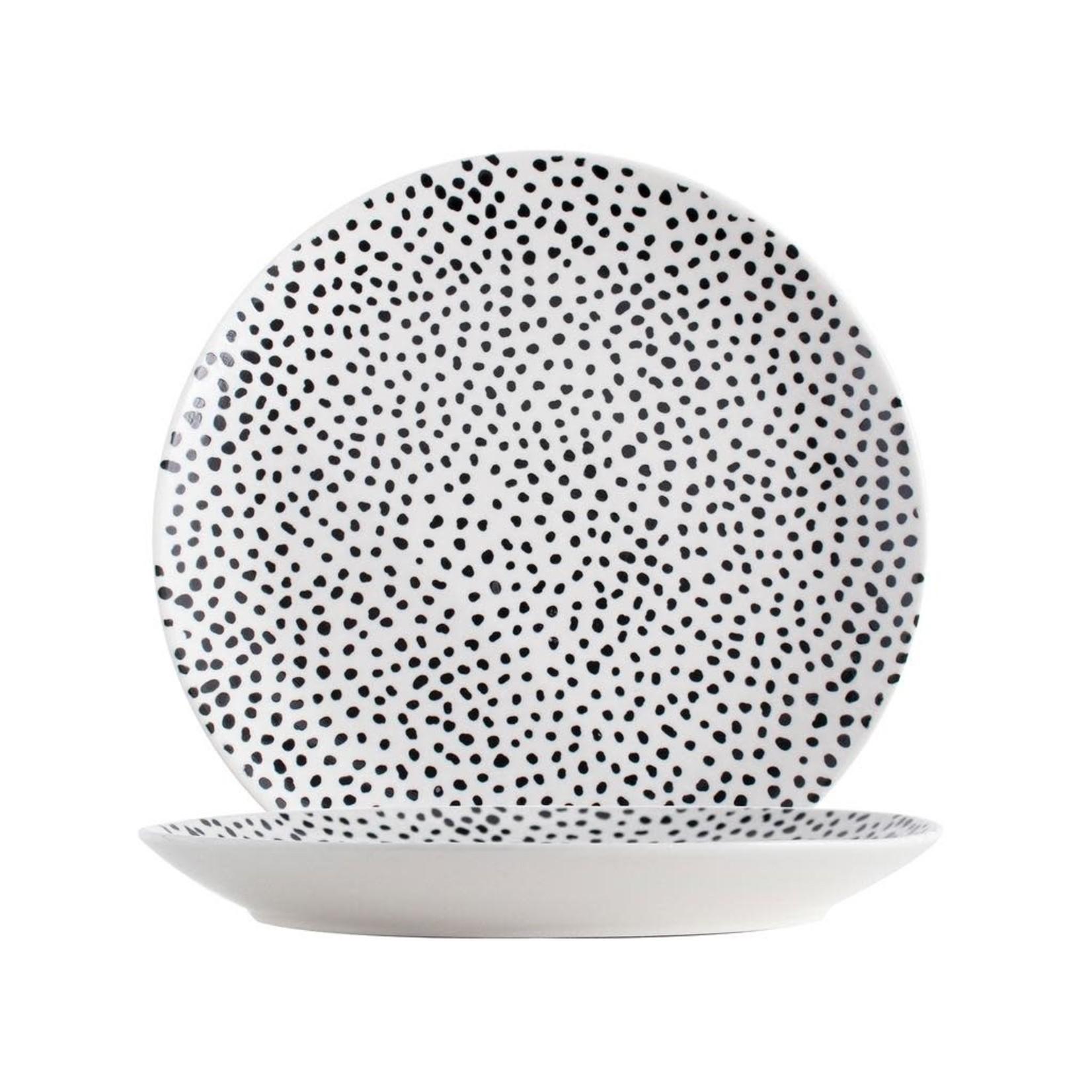 Gusta Gusta FIKA Bord Dots 20 cm