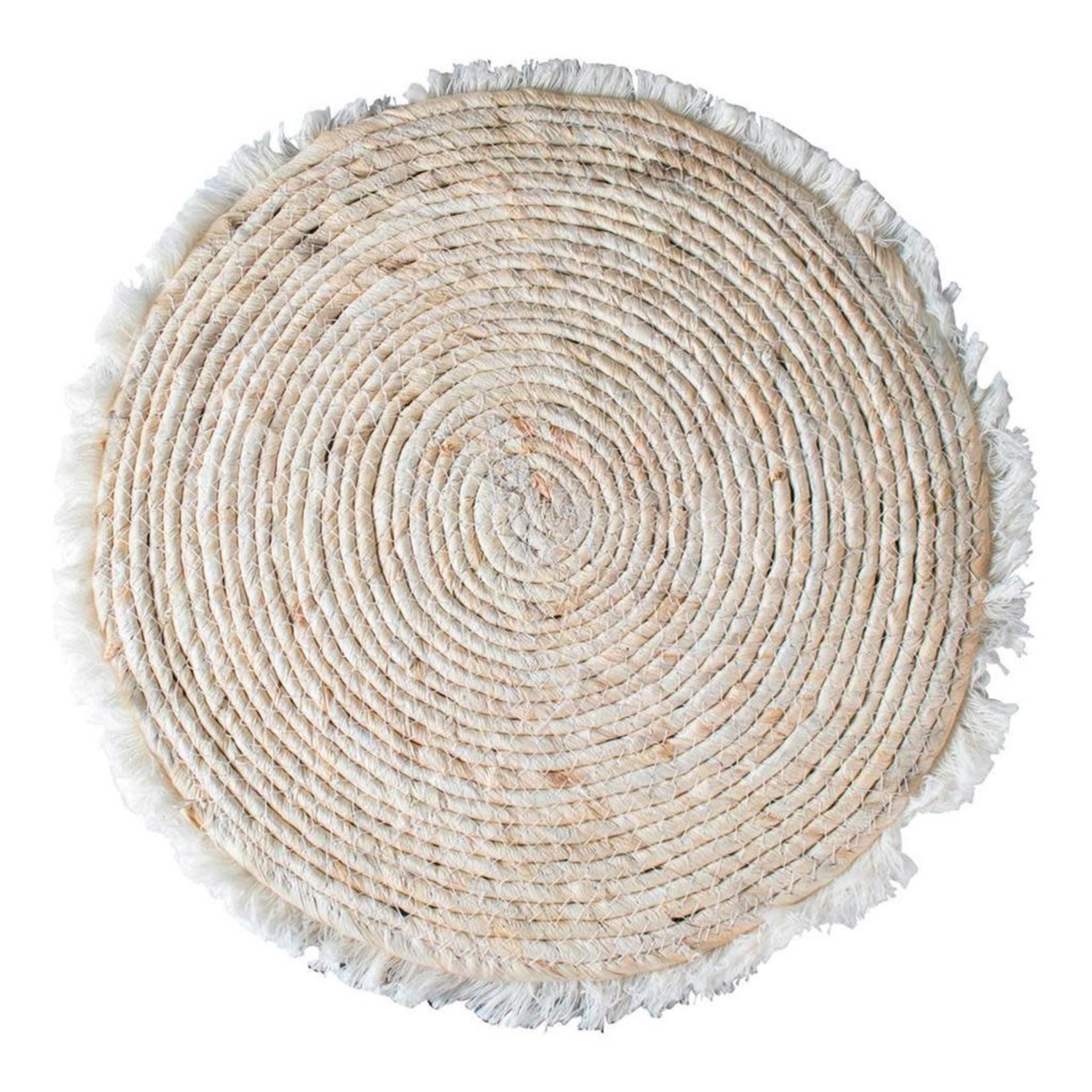Gusta Gusta Placemat met franjes 38,5 cm