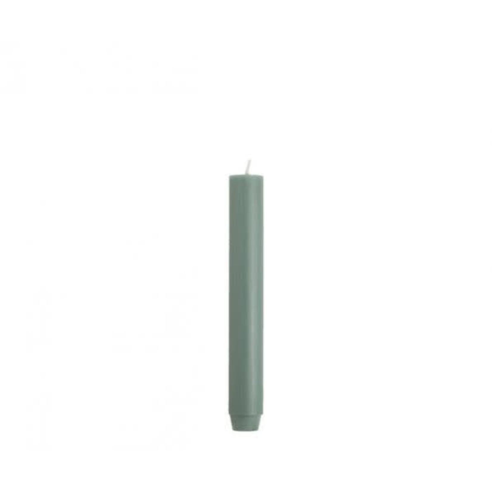 Rustik Lys Dinerkaars Olijfgroen 2,6x18 cm