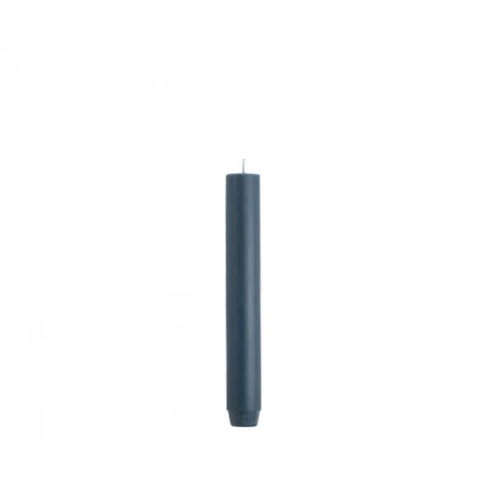 Rustik Lys Dinerkaars Petrol 2,6x18 cm