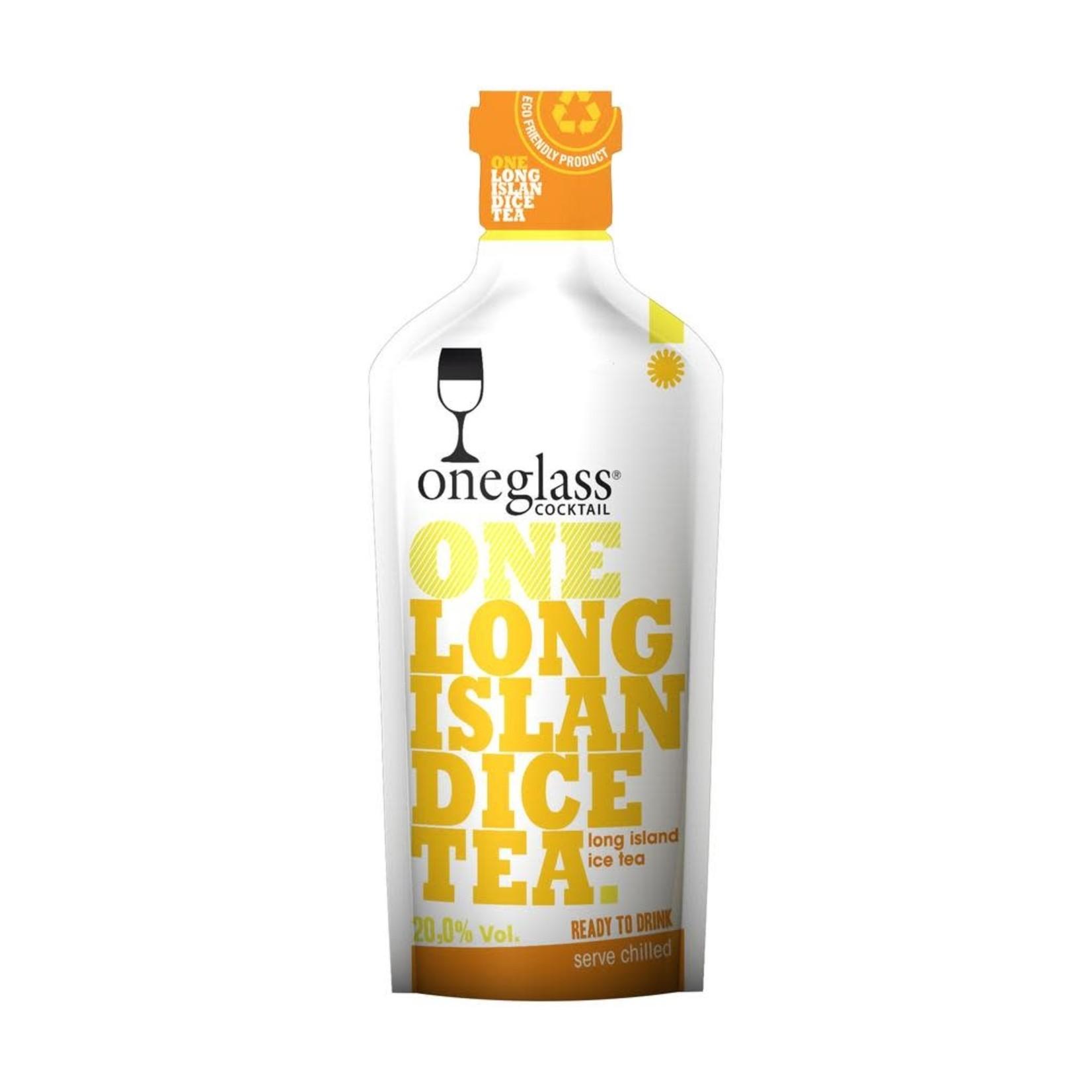 One Glass Cocktail 100 ML - Long Island Ice Tea