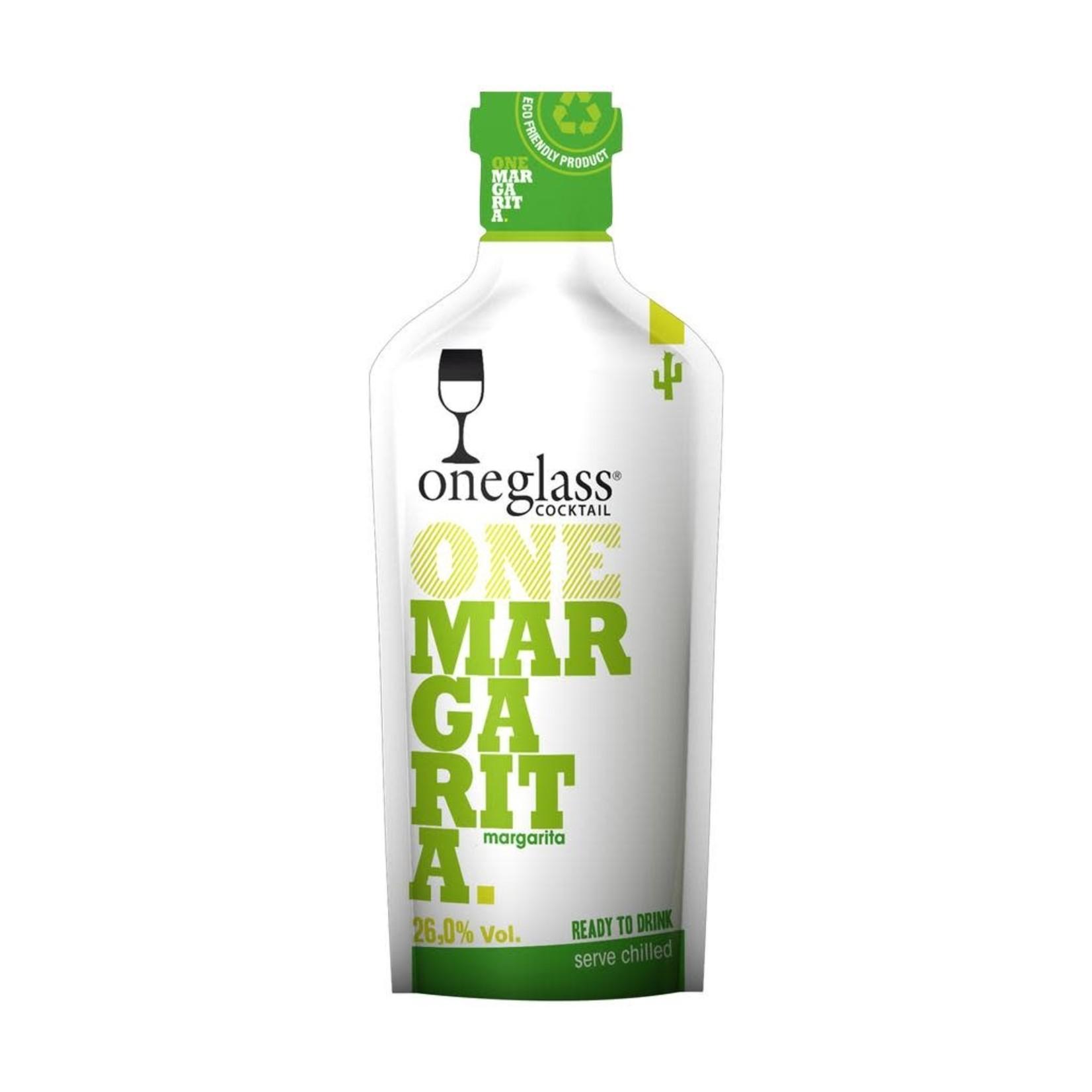 One Glass Cocktail 100 ML - Margarita