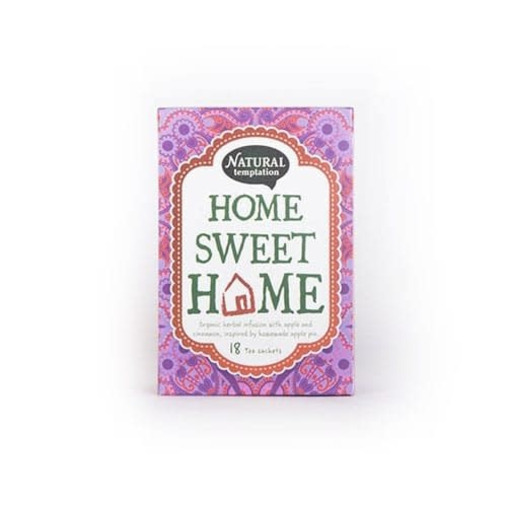Organic Flavour Company B.V. Thee Home Sweet Home 18 zakjes