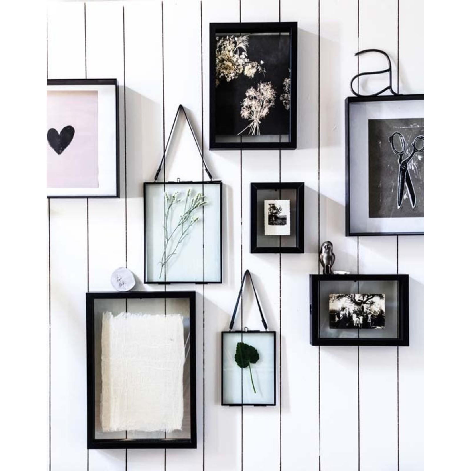 vtwonen Basic collection Photo Frame Wood Black A4 28x40x4cm