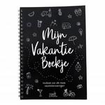 Zoedt Zoedt Vakantie invulboek voor alle mooie vakantieherinneringen