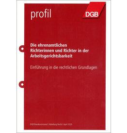 DGB-Broschüre Arbeitsgerichtsbarkeit