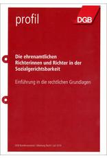 DGB-Broschüre Sozialgerichtsbarkeit