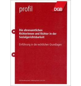 Broschüre Sozialgerichtsbarkeit