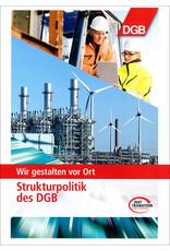 DGB-Broschüre Strukturpolitik des DGB