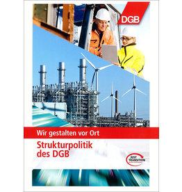 Broschüre Strukturpolitik des DGB