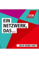 DGB Faltblatt Frauen Netzwerk