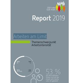 Broschüre Index Gute Arbeit 2019