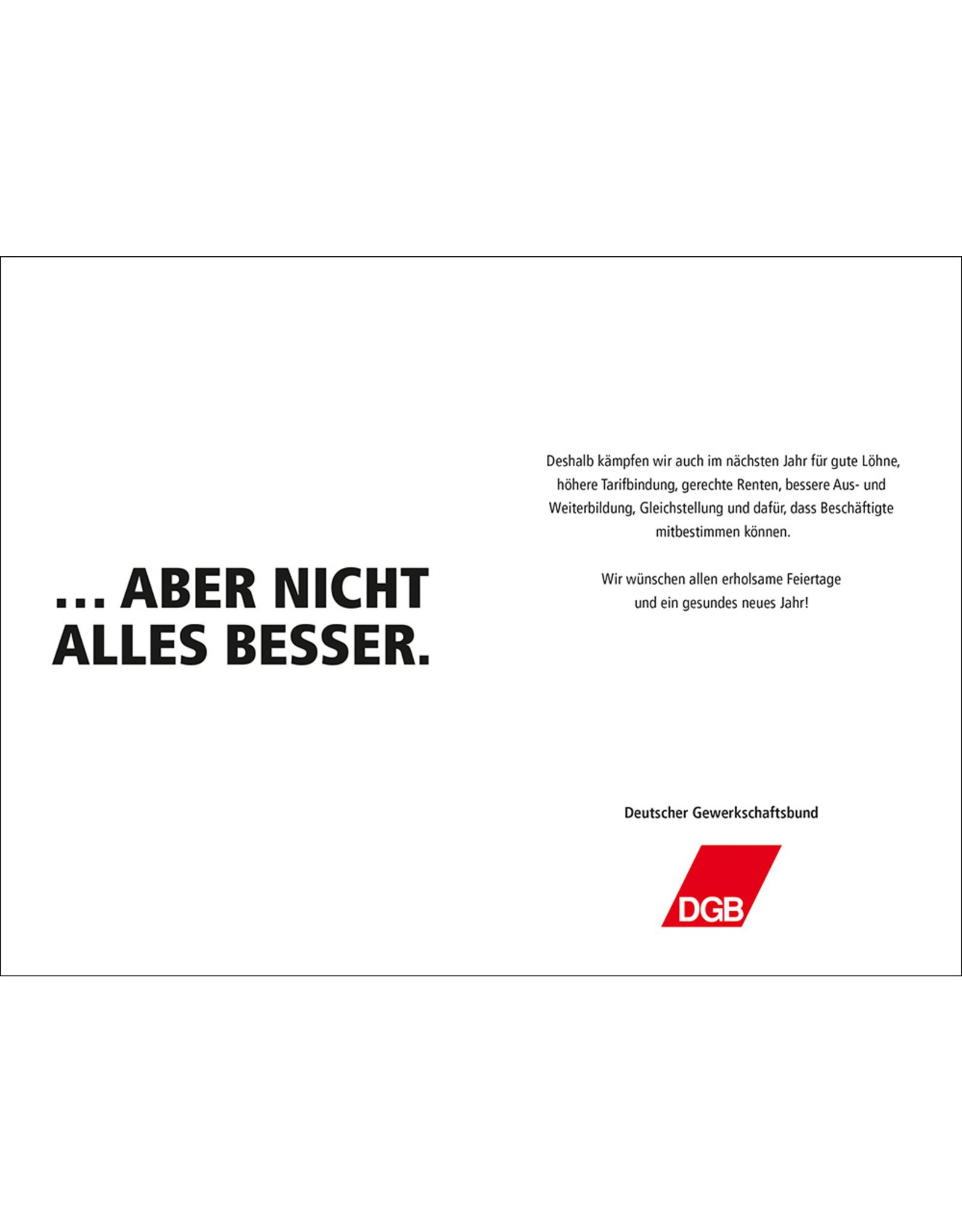 Briefumschlag 120x180 für DGB Artikel
