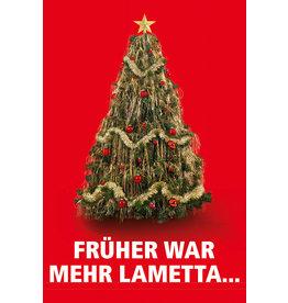 DGB Weihnachtskarte