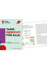 DGB / Zukunftsdialog Broschüre A6 Tarifbindung
