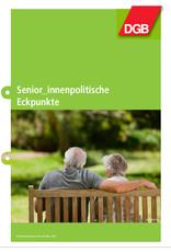DGB-Broschüre Senior_innenpolitische  Eckpunkte