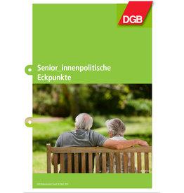 Broschüre Senior_innenpolitische  Eckpunkte