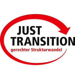 Aufkleber Just Transition