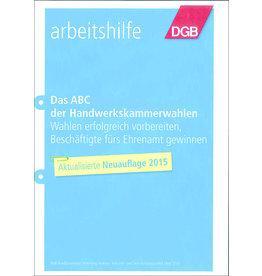 Broschüre Das ABC der Handwerkskammerwahlen