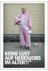 DGB Postkarten Grundrente/Ostern