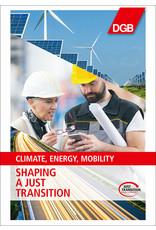 Broschüre (EN) Climate, Energy, ... (zu 50 Stk. im Karton)