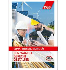 DGB Broschüre (DE) Klima, Energie, ...
