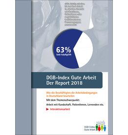 DGB Broschüre Index Gute Arbeit