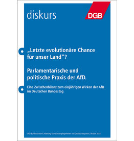 DGB Broschüre diskurs