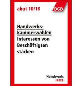 DGB Broschüre akut 10/2018