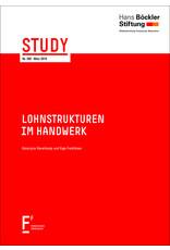 Broschüre Lohnstrukturen im Handwerk (zu 30 Stk. Im Karton)