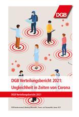 Broschüre DGB-Verteilungsbericht 2021