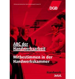 """Broschüre """"ABC der Handwerksarbeit"""""""